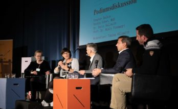 Podiumsdiskussion mit Saskia Esken