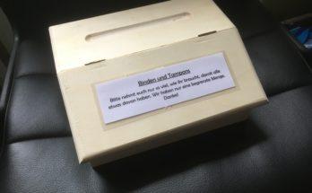 Tampon Boxen
